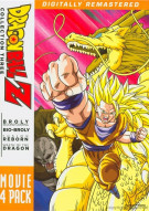 Dragon Ball Z: Movie Pack #3