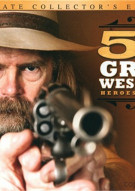 50 Great Westerns: Heroes & Bandits - Ultimate Collectors Edition