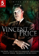 Vincent Price: The Raven / The Pit And The Pendulum / Madhouse / Tales Of Terror / The Mask Of The Red Death