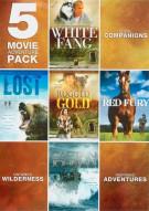 5 Features Adventure Movie Pack