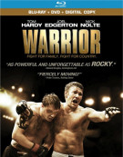 Warrior (Blu-ray + DVD + Digital Copy)