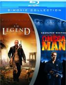 I Am Legend / Omega Man, The (Double Feature)