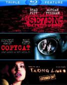 Seven / Copycat / Taking Lives (Triple Feature)
