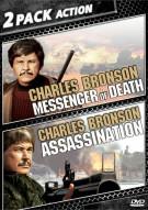 Messenger Of Death / Assassination (Double Feature)