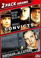 Convicts / Birdman Of Alcatraz (Double Feature)