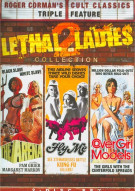 Arena, The / Fly Me / Cover Girl Models (Lethal Ladies Collection Volume 2)