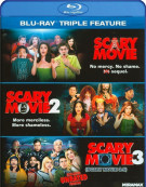 Scary Movie 1-3 Set