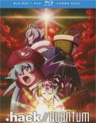 .hack//Quantum: The Complete 3 OVA Series (Blu-ray + DVD Combo)