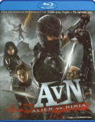 Alien Vs. Ninja (Blu-ray + DVD Combo)