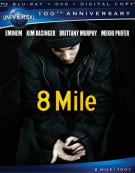 8 Mile (Blu-ray + DVD + Digital Copy)