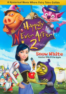 Happily NEver After 2: Snow White (Valentines Day Faceplate + Cards + DVD)