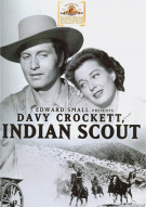Davy Crockett, Scout
