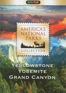 Americas National Parks: Yellowstone, Yosemite, Grand Canyon