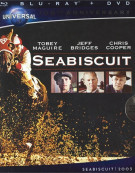 Seabiscuit (Blu-ray + DVD Combo)