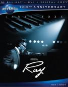 Ray (Blu-ray + DVD + Digital Copy)