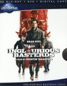 Inglourious Basterds (Blu-ray + DVD + Digital Copy)