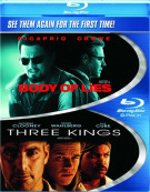 Body Of Lies / Three Kings (Double Feature)