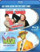 Mask, The / Dumber And Dumber (Double Feature)