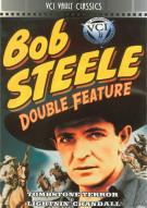 Bob Steele Western Double Feature: Volume 1