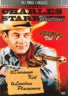 Charles Starrett Western Double Feature: Volume 1