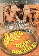 Three Mesquiteers Western Double Feature: Volume 2