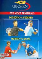 2011 US Open: Mens Semifinals - Djokovic Vs. Federer / Murray Vs. Nadal