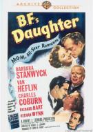 B.F.s Daughter