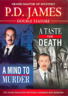 P.D. James: A Mind To Murder / A Taste For Death (Double Feature)