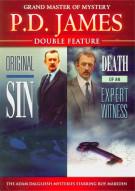 P.D. James: Original Sin / Death Of An Expert Witness (Double Feature)