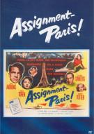 Assignment Paris