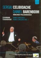 Barenboim - Celibidache: Piano Concertos
