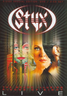 Styx: The Grand Illusion / Pieces Of Eight - 3 Disc Special Edition (DVD + 2 CD Combo)