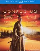 Confucius (Blu-ray + DVD Combo)