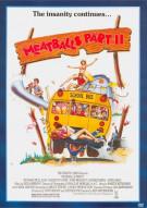 Meatballs: Part II