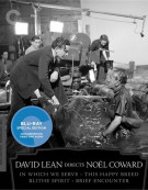 David Lean Directs Noel Coward: The Criterion Collection