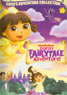 Dora The Explorer: Doras Fairytale Adventure