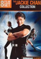 Jackie Chan 8 Movie Pack