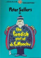 Fiendish Plot Of Dr. Fu Manchu, The