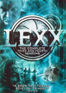 Lexx: Complete Third And Fourth Seasons