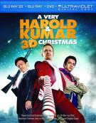 Very Harold & Kumar 3D Christmas, A (Blu-ray 3D + Blu-ray + DVD + Digital Copy)