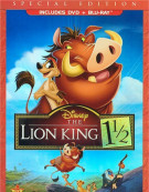 Lion King 1 1/2, The: Special Edition (DVD + Blu-ray Combo)