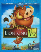 Lion King 1 1/2, The: Special Edition (Blu-ray + DVD Combo)