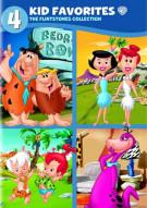 4 Kid Favorites: The Flintstones Collection
