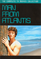 Man From Atlantis: The Complete TV Movies Collection
