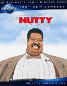 Nutty Professor, The (Blu-ray + DVD + Digital Copy)