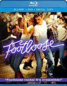 Footloose (Blu-ray + DVD + Digital Copy)