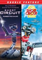 Short Circuit / Short Circuit 2 (Double Feature)