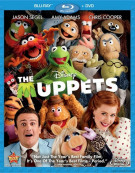 Muppets, The (Blu-ray + DVD Combo)