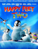 Happy Feet Two (Blu-ray + DVD + Digital Copy)