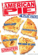 American Pie Presents: Unrated 4-Play Pack